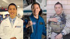 Jonny Kim ผู้ชายต้นแบบ ที่เป็นทั้ง ทหาร-หมอ-นักบินอวกาศ
