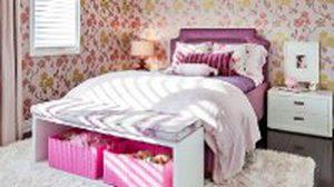 ห้องนอนหวานๆ เหมาะกับสาวน่ารักๆ
