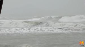 กรมอุตุฯ ประกาศเตือนฉบับที่ 25 'พายุปาบึก'