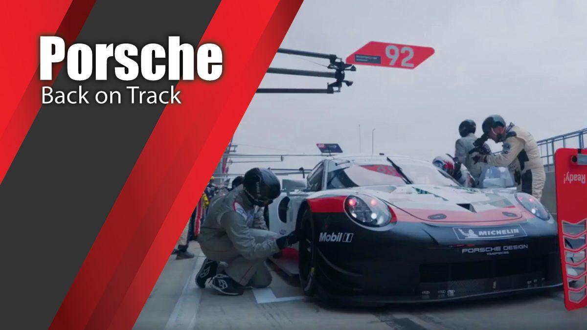 Porsche - Back on Track