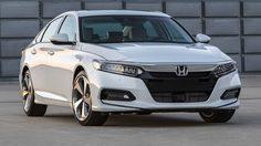 Honda Accord 2018 วางจำหน่ายในตลาดอเมริกา ด้วยราคาเริ่มต้นที่ 7.7 แสนบาท