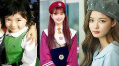 สาวน้อยแก้มป่อง คิมยูจอง เรียนจบม.6 แล้ว