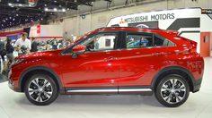 Mitsubishi Eclipse Cross เตรียมเปิดตัวภายในปี 2020 ที่ประเทศอินเดีย