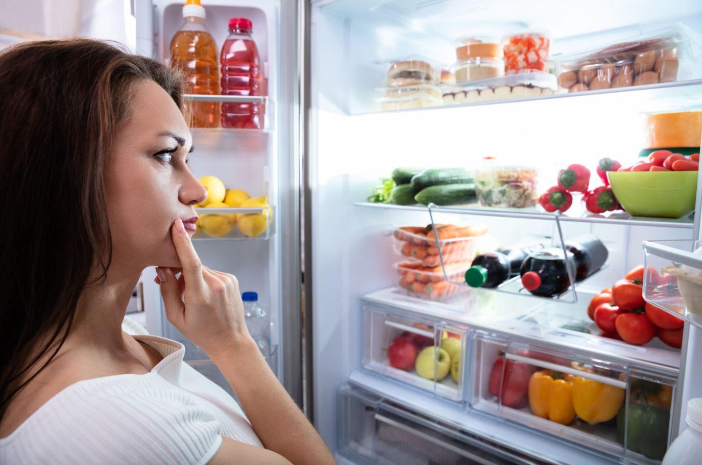 ข้อควรระมัดระวังในการใช้งานตู้เย็น