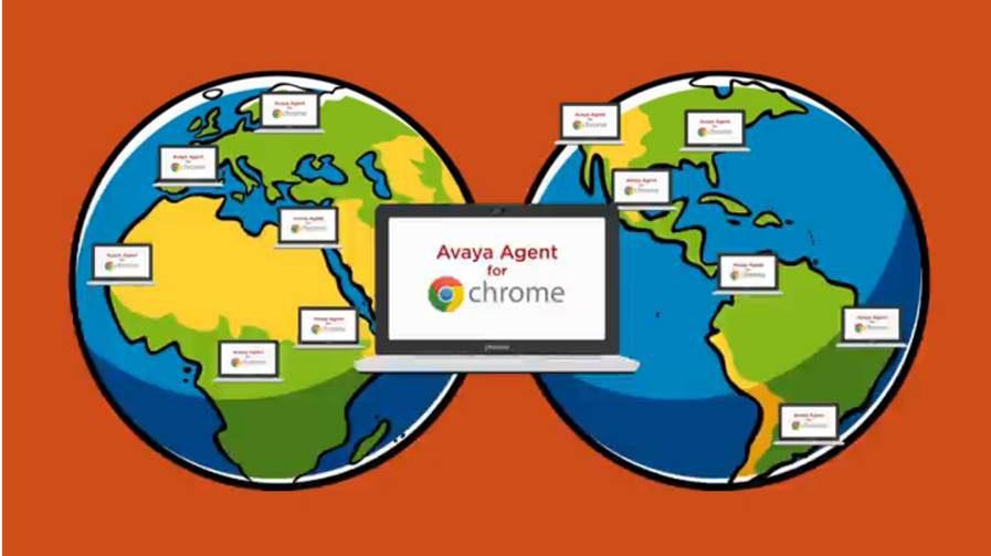 Avaya Agent for Chrome