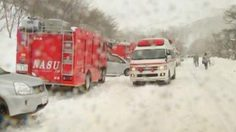 คืบหน้า หิมะถล่มในญี่ปุ่น คาดนักเรียนเสียชีวิตแล้ว 6 ศพ