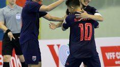 ฟุตซอลไทยอัดเวียดนามคาบ้าน2-0! เข้าชิงอาเซี่ยน-ตีตั๋วเอเชีย