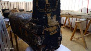 อิยิปต์ขุดพบโลงศพ มเหสีของฟาโรห์ อายุ 4300 ปี