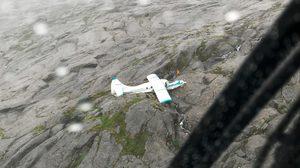 เครื่องบินเล็กตกบนเขาอลาสก้า รอดปาฏิหาริย์ 11 ชีวิต