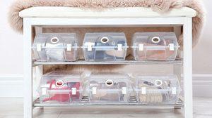 5 เหตุผลทำไมคุณควรใช้กล่องใสเพื่อ เก็บของ ภายในบ้าน?