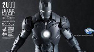 สินค้าพิเศษ Hot Toys  Iron Man 2:Mark IV (Secret Project) (2011 Toy Fairs Exclusive)