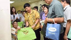 1 ต.ค.นี้ โรงพยาบาลในสังกัด สธ.ทั่วประเทศ รณรงค์ใช้ถุงผ้าใส่ยาผู้ป่วย