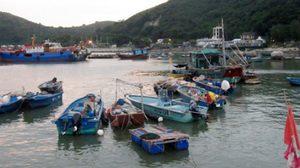 เที่ยวฮ่องกง หมู่บ้านชาวประมงไตโอว เกาะลันเตา
