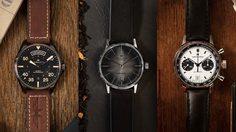 HAMILTON ส่งนาฬิกา 3 รุ่นสุดคลาสสิก สำหรับฤดูกาลเฉลิมฉลองที่กำลังจะมาถึงนี้