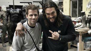 ไม่มีเขาวันนั้น ไม่มี เจสัน โมโมอา ในวันนี้!! นักแสดงนำ Aquaman เผยความรู้สึกที่มีต่อ แซ็ก สไนเดอร์