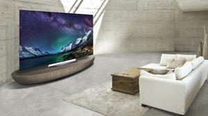 LG OLED TV B6T หน้าจอ Ultra HD ความละเอียด 8 ล้านพิกเซล พร้อมพลังของภาพ และเสียงสุดสมจริง
