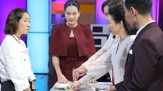 Top Chef Thailand ขนมหวาน ไม่หวานหมู!! 5 คนสุดท้าย ลุ้น! ใครไปต่อ