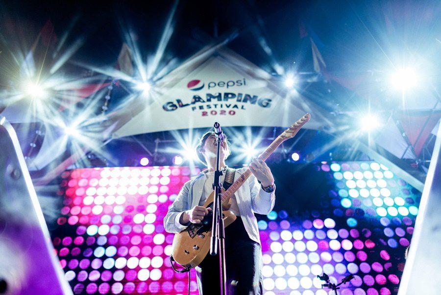 """Pepsi Presents Glamping Festival 2020"" ดื่มด่ำบรรยากาศสุดชิลล์ที่หัวหิน"