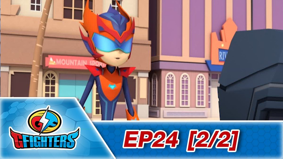 G fighter ep 24 [2/2]