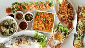 ร้าน ระเบียงลม แจ้งวัฒนะ อาหารไทยรสชาติจัดจ้าน ราคากันเอง