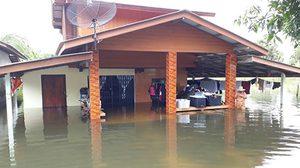 สถานการณ์น้ำท่วมในพื้นที่สงขลายังหนัก – ดับเพิ่มเป็น 7 ศพ