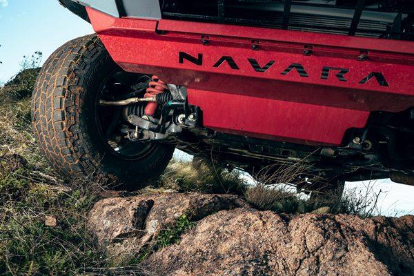 Nissan Navara Pro-4X Warrior