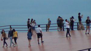 ไฉไลน่าไปเยี่ยมชม จุดชมวิวอ่างเก็บน้ำบางพระ ที่เที่ยวใหม่เมืองชลบุรี