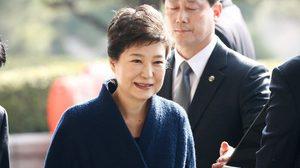 """ขอหมายจับ """"ปาร์ค กึน เฮ"""" อดีตผู้นำหญิงเกาหลีใต้"""