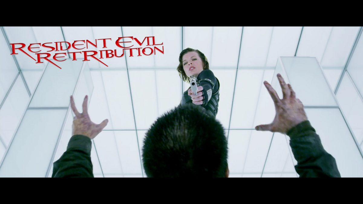 สวย เผ็ด ดุ!! กับฉากบู๊ลุยเดี่ยวจาก Resident Evil 5