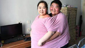 น่ารักอ่ะ! คู่รักตุ้ยนุ้ย พากัน ลดน้ำหนัก หวังมีเบบี๋ เติมเต็มชีวิตครอบครัว