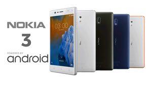 ผู้บริหารยืนยัน Nokia 3 จะได้อัพเดตข้ามไปเป็น Android 8 Oreo เลย