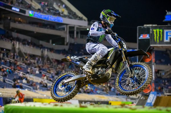 Yamaha AMA Supercross 2021