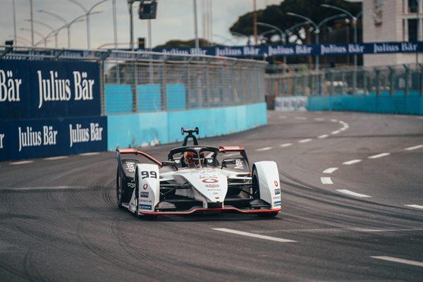 Formula E, TAG Heuer Porsche
