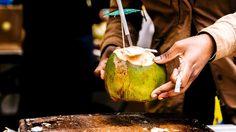 5 คุณประโยชน์ของน้ำมะพร้าว