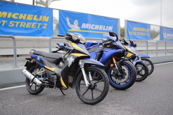 Michelin Pilot Street 2