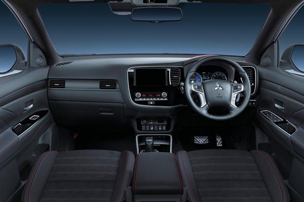 Mitsubishi Outlander PHEV BLACK Edition