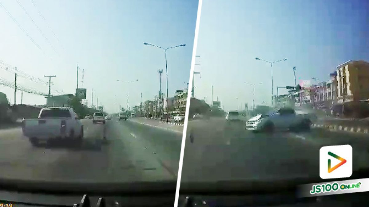 อุบัติเหตุถ.มาลัยแมน เมื่อวันที่ 2 มี.ค.2562  ขับประมาทกันแบบนี้ เพื่อนร่วมทางอาจจะไม่ปลอดภัยได้