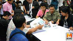 'ทนายสงกานต์' พาแรงงานไทยถูกลอยแพที่ดูไบ เข้ามอบหลักฐาน