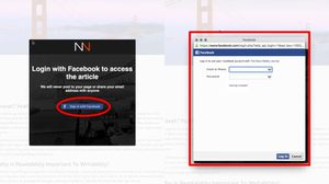 ระวัง!! หน้า Facebook Login ปลอม ดักขโมยข้อมูลรหัสผ่าน เหมือนของจริงจนน่าตกใจ