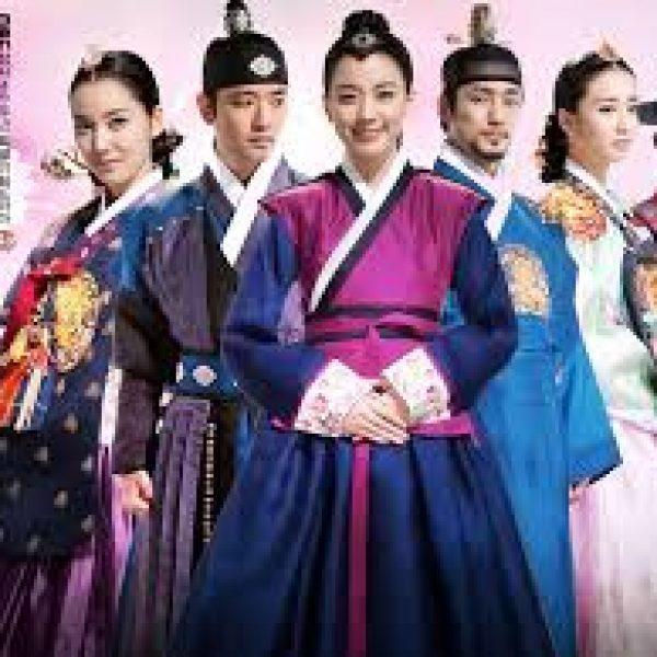 Dong Yi ทงอี จอมนางคู่บัลลังก์