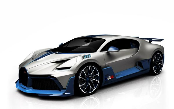Bugatti Divo Custom