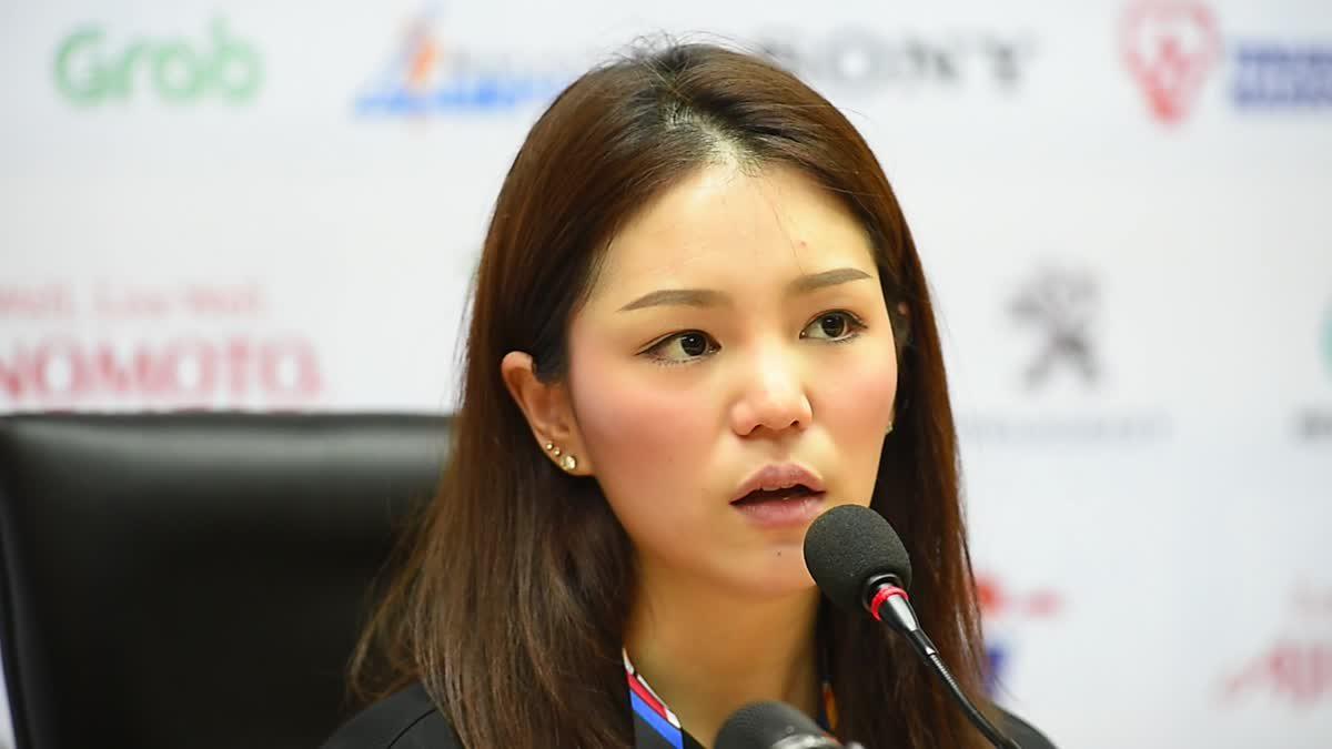 สัมภาษณ์ คุณเดีย หลังเกมไทยเสมออินโดฯ 1-1