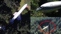 หนุ่มอเมริกัน เปลี่ยนซากเครื่องบินโบอิ้ง 727 ให้กลายเป็นบ้านกลางป่าสุดเจ๋ง!!