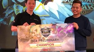 ซัมมอนเนอร์ไทยคว้าแชมป์ SEA อีกสมัย! เชียร์ต่อระดับเอเชีย 25 ส.ค. นี้
