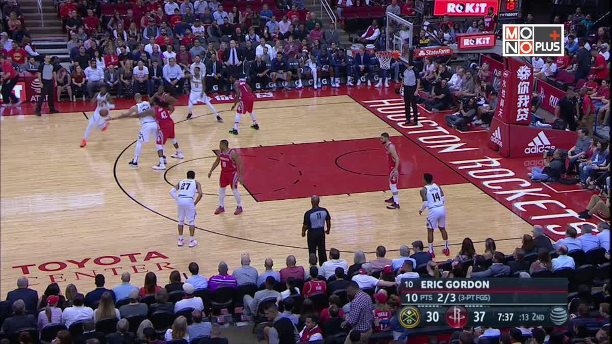 [Highlight] Denver VS Houston