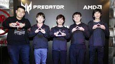 Acer จัดงานเลี้ยงขอบคุณทีมนักกีฬา eSports ทีมไทย Predator League 2018