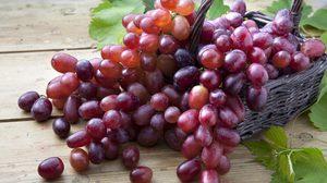 5 ประโยชน์ขององุ่นแดง ผลไม้ดีๆ ช่วยลดความเสี่ยงโรคหัวใจ