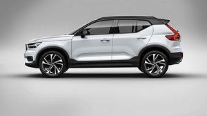 Volvo XC40 คว้ารางวัล European Car of The Year 2018