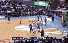 """Thailand VS Philippines Q3 """"SEABA Championships 2017"""""""
