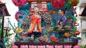 ภาพบรรยากาศงาน เทศกาลทะนะบะตะ Tanabata 2014